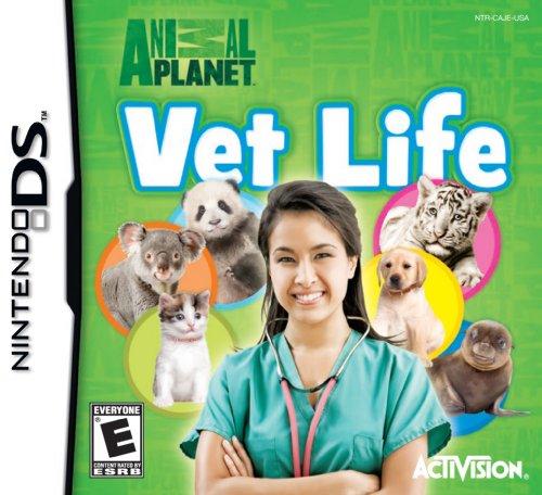 Nintendo Ds Vet Game - Animal Planet: Vet Life - Nintendo DS