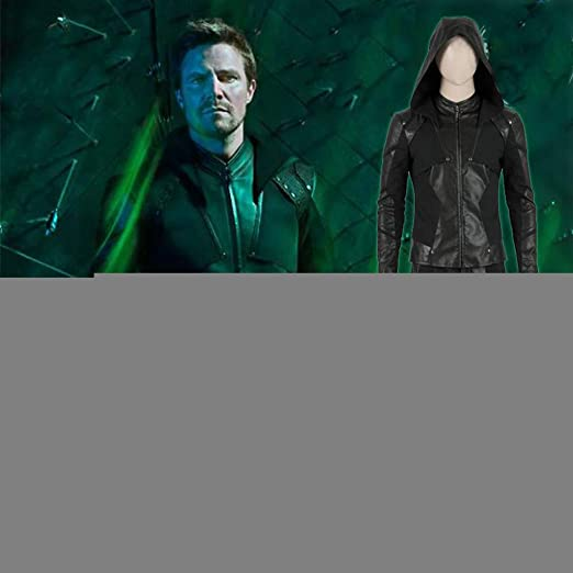 Cosplay Green Arrow Costume Clothes Navidad Halloween Disfraces ...