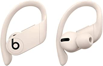 Powerbeats Pro Wireless Earphones - Apple H1 Headphone Chip, Class 1 Bluetooth, 9 Hours Of Listening Time, Sweat Resistant Earbuds, Built-in Microphone - Ivory
