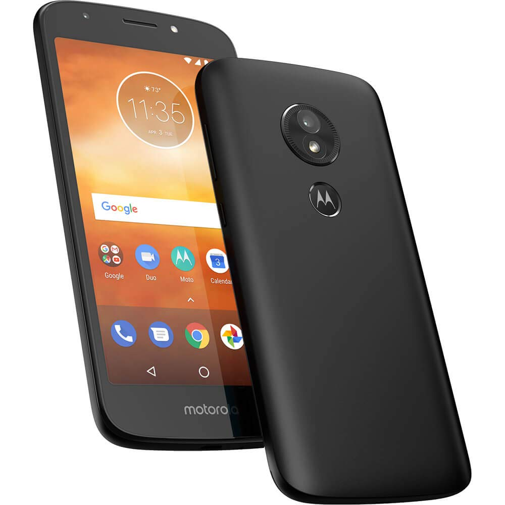 "Motorola Moto E5 Play XT1920-19 Factory Unlocked 16GB Dual SIM 1GB RAM 4G LTE 5.3"" LCD Display 8MP"