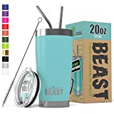 BEAST Insulated Stainless Steel Coffee Cup
