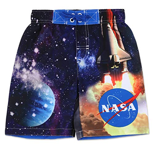 Dreamwave Boys NASA Swim Trunk 7]()