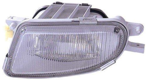 Mercedes E Class Replacement Fog Light Assembly - Driver Side