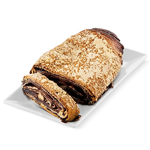 Yummy's Fresh Baked Homestyle Kokosh Cake – 12 Oz. of Gourmet Bread-Like Dessert (Chocolate Kokosh)