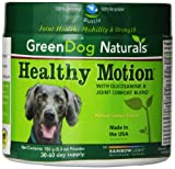 GreenDog Naturals Healthy Motion Powder, 150-Grams