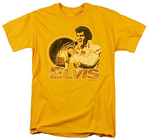 Elvis Presley - Singing Hawaii Style T-Shirt Size XXL]()