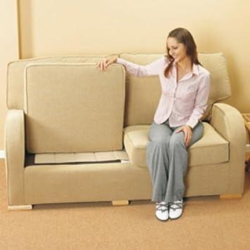 Hometexstyle Sofa Saver - Funda para sofás de 1, 2 y 3 ...
