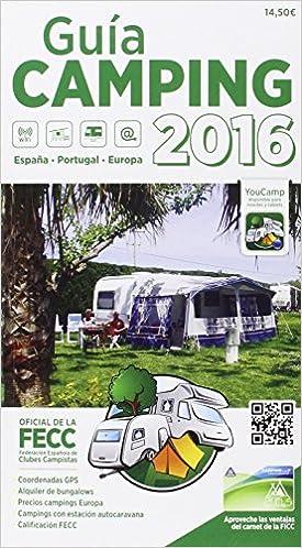 Guía Camping FECC. 2016 (Español): Amazon.es: Vv.Aa.: Libros