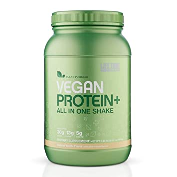Amazon.com: Vegan Protein Plus All in One Shake (Vanilla ...