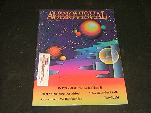 Audiovisual Communications Jan 1989 Defining Definition