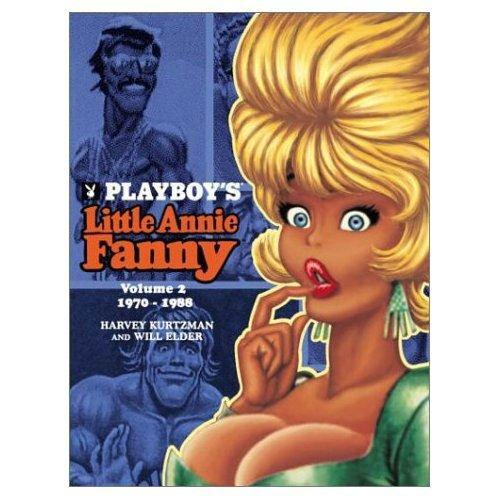 Little Annie Fanny, Volume 2: 1970-1988 by Brand: Dark Horse