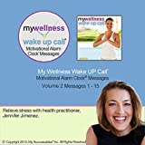 download ebook my wellness wake up call (tm) - morning meditations - volume 2: relieve stress and feel well with mind-body meditations from a health coach pdf epub