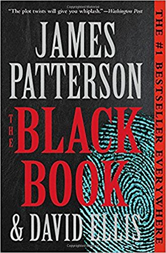 Book cover from The Black Bookby James Patterson