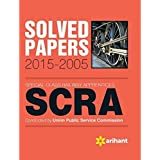 Solved Papers 2015-2005 SCRA Special Class Railway Apprentices': Including Model and Practice Paper
