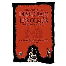 Desire Under the Elms ( Deseo Bajo Los Olmos) European Import