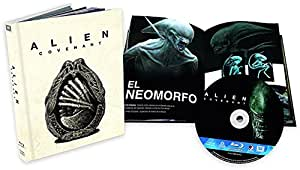Alien Covenant Digibook Blu-Ray [Blu-ray]