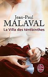 La Villa des térébinthes (Les Noces de soie, tome 2)
