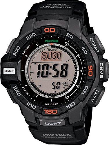 Protrek PRG-270-1CR Reloj para Hombre, color Negro