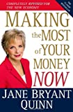 Book cover image for Making the Most of Your Money Now: The Classic Bestseller Completely Revised for the New Economy