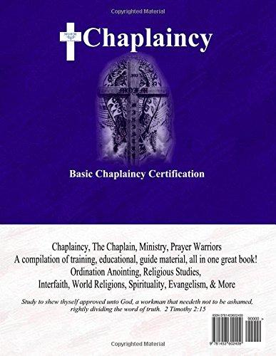 basic chaplaincy certification: mofm: 9781453602409: .com: books
