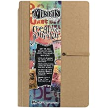 Dylusions Dyan Reaveley's Creative Journal, 5 by 8-Inch