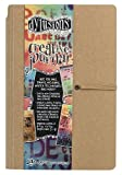 CRAFTERS WORKSHOP Dylusions Dyan Reaveley's Creative Journal, 5 by 8-Inch