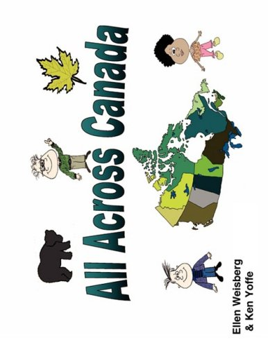 All Across Canada by Brand: Chipmunkapublishing