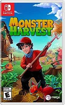 Monster Harvest - Nintendo Switch Standard Edition
