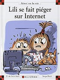 Lili se fait piéger sur Internet par Dominique de Saint-Mars