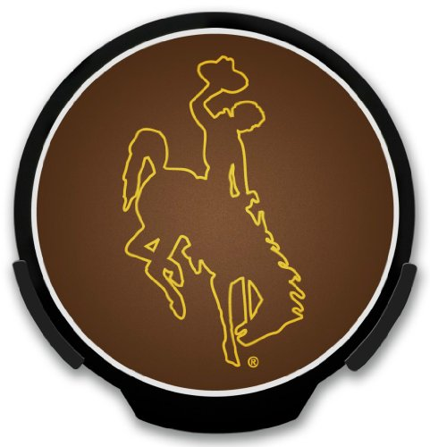 Wyoming Power Decal - Decal Power Cowboys