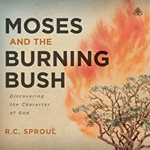 Moses and the Burning Bush Speech