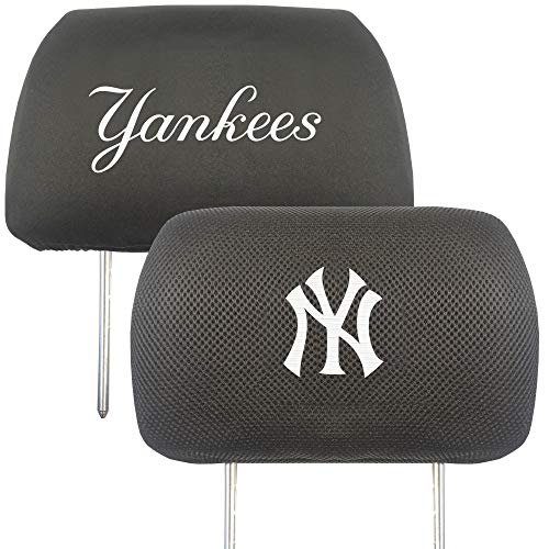 - FANMATS MLB - New York Yankees Head Rest Cover