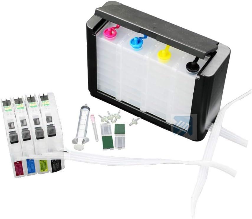 UniPrint Empty ciss Continuous Ink Supply System LC 203 LC203 for Brother MFC-J460DW J480DW J485DW J680DW J880DW J885DW
