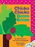 Chicka Chicka Boom Boom, Bill Martin and John Archambault, 1416927182