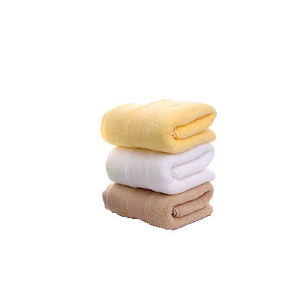 バスタオル、3色3色セット、環境に配慮したバスタオル、ホテルクオリティーソフト&高吸水タオル、クイックドライ B07MBD4MVH