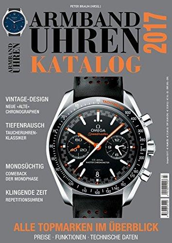 Armbanduhren Katalog 2017 Taschenbuch – 31. Mai 2017 Peter Braun Heel 3958435106 Sammlerkataloge