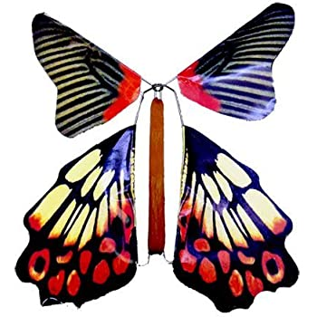 Flying Butterfly - A Classic Novelty Item From Yesteryear by Royal