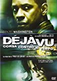 Deja Vu - Corsa Contro Il Tempo [Italian Edition] by denzel washington