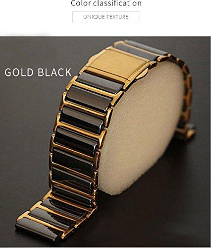Ceramic Bracelet FOR Rado Men's R20282732 Integral (Rado Jubile)