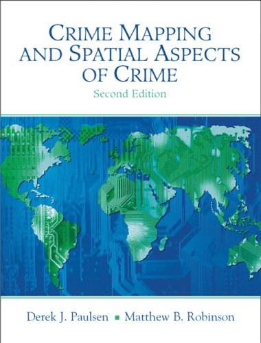 Crime Mapping+Spatial Aspects Of Crime