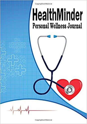 healthminder personal wellness journal health organizer health
