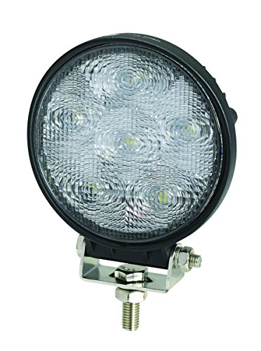 Federal Signal COM750-RND Commander White 750 Round LED Work - Series Light Federal