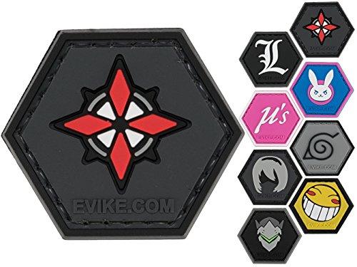 Evike - Operator Profile PVC Hex Patch Geek Parody Series II (Style: Umbrella ()