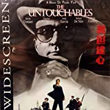 The Untouchables (1987) By ERA Version VCD~In English w/ Chinese Subtitle ~Imported from Hong Kong~