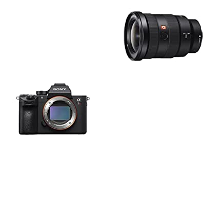 Sony A7R III 42.4MP Full Frame Mirrorless Interchangeable Lens Camera U0026 Sony  SEL1635GM