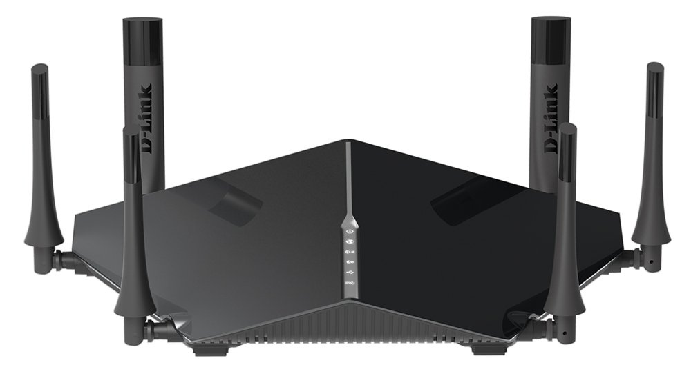 D-Link AC3200 Tri-Band Wireless Router Black Friday Deal 2019
