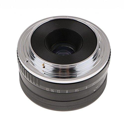 Homyl 32mm f/1.6 Large Aperture Manual Focus Lens APS-C for Sony E Mount Mirrorless Camera NEX 3 5 6 by Homyl (Image #6)