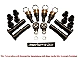 rzr 900 tie rod - American Star Polaris RZR 900 XP 11-up, RZR 900 14-up Front A-Arm Rebuild Kit With 4130 Chromoly Ball Joints & Tie Rod Ends