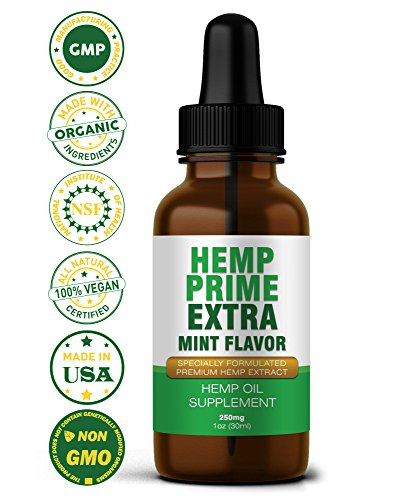 Organic Hemp Oil for Pain Relief - Best Vegan Hemp Extract Oil Supplement for Anxiety and Stress - Great Sleep Aid and Enhances Beauty of Skin Hair & Nails - Promotes General Health and Wellness - Aid Wellness Oil
