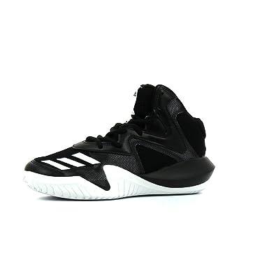 Adidas Crazy Team K, Zapatos de Baloncesto Unisex Niños, Negro ...